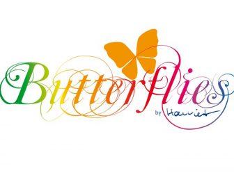"Schmuckkollektion ""Butterflies by Harriet"""
